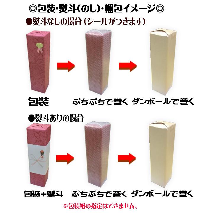 包装・熨斗(のし)イメージ